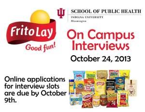 Internship Spotlight Frito Lay Career Services Blog