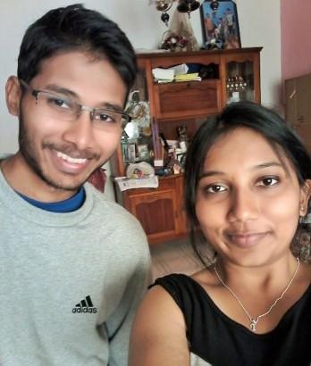 My brother, Bhooshun