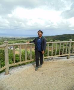 Snap taken at Vallee des Couleurs, Mauritius